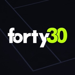 Forty30 - Score & Share Tennis Matches Live