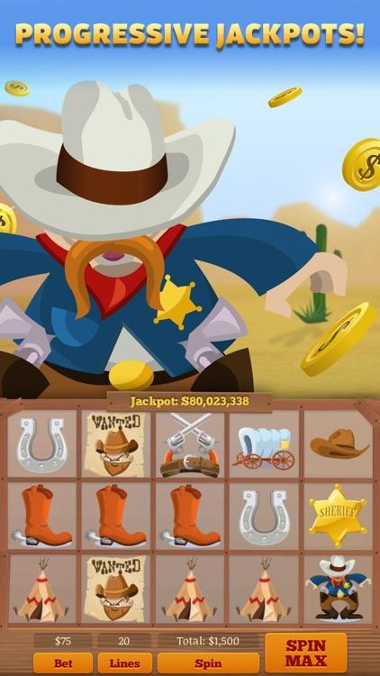Best Casino Slots - Fun Vegas Slot Machines! screenshot-3
