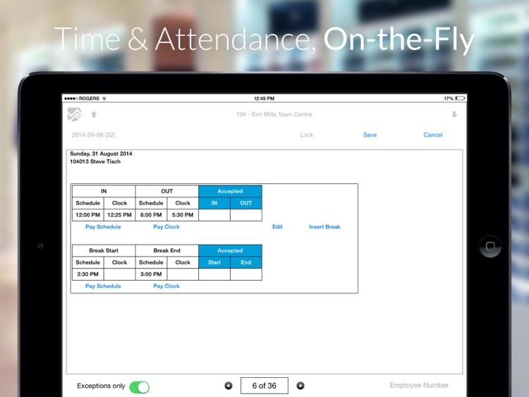 StoreForce Tablet screenshot-4