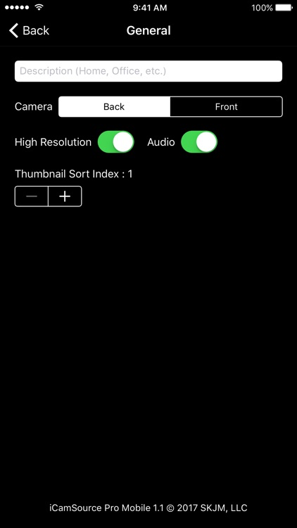 iCamSource Pro Mobile