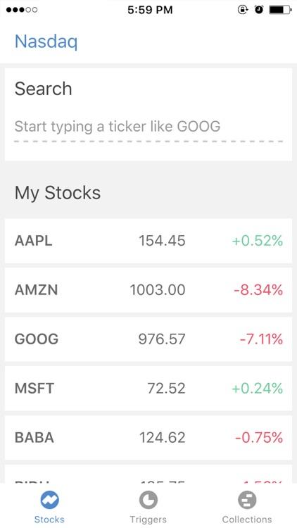 Techstock - Nasdaq Stocks Master