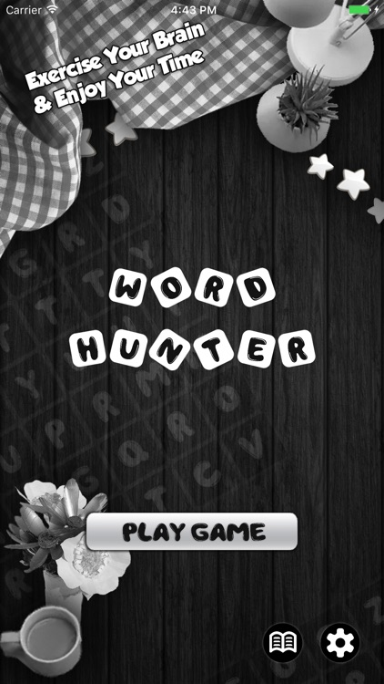 Word Hunter - Find Word, Search Word, Puzzle Word