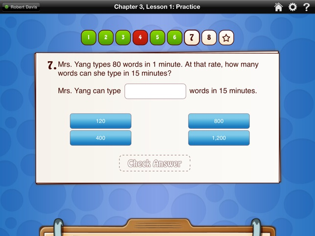 Go math daily grade 4 on the app store fandeluxe Choice Image