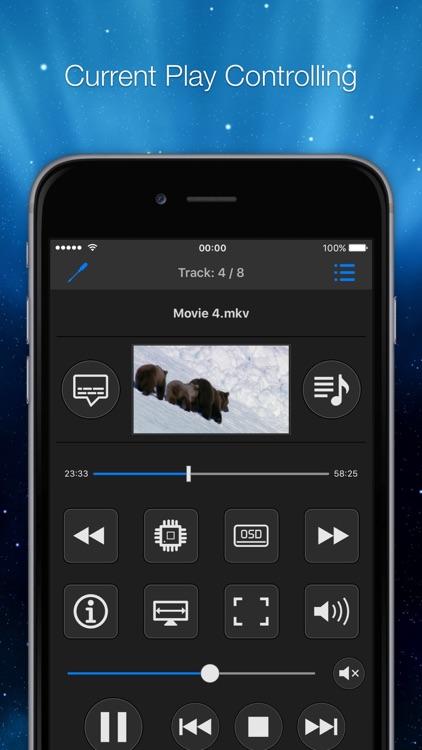 Flex Remote for Kodi