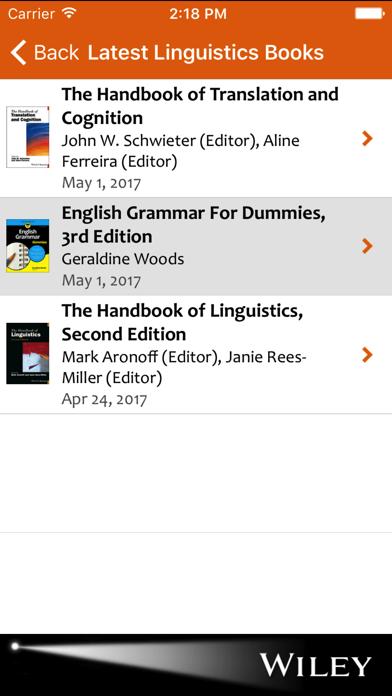 Linguistics Spotlight screenshot four