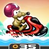 Rat On A Jet Ski