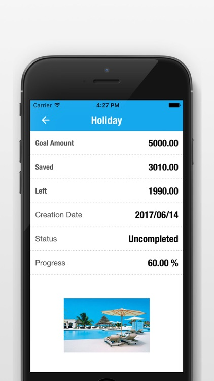 Saving Money Manager - Daily Savings Goals Tracker screenshot-2