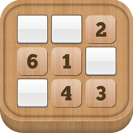 Sudoku Puzzle Classic Japanese Logic Grid AA Game Icon
