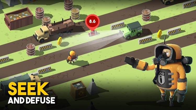 Bomb Hunters screenshot-1