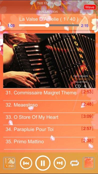 手風琴精選 - 打開音樂之門 - Best of Best Accordion屏幕截圖2