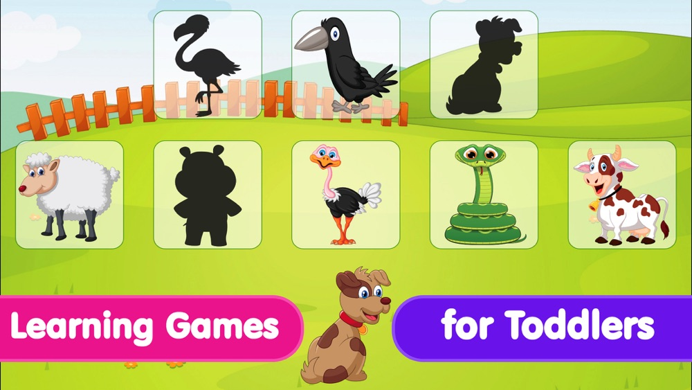 Animals Toddler learning games ABC kids games apps Cheat Codes