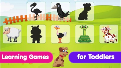 Baby Learning Games for Kids - Toddler boys apps screenshot one