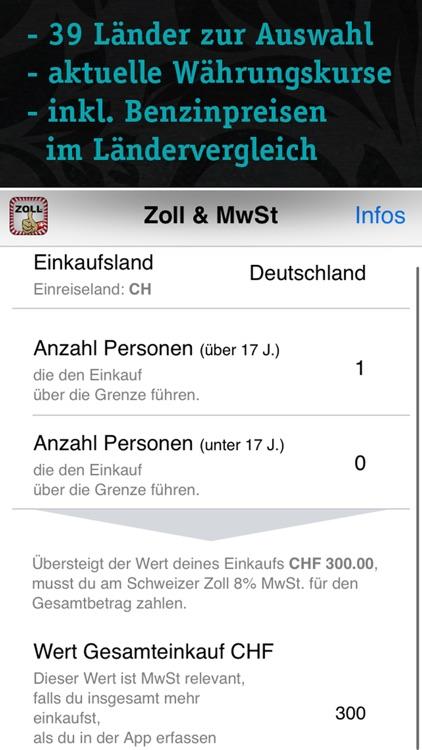 Zoll & MwSt CH screenshot-3