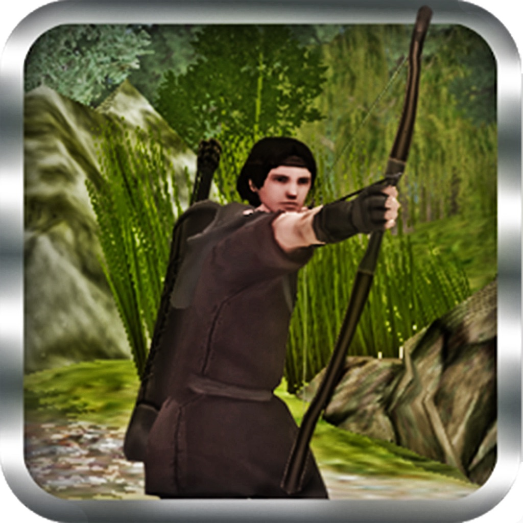 Archery in Jungle-Animals 3D Shooter Game hack