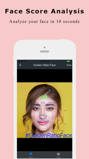 Golden Ratio Face on the App Store