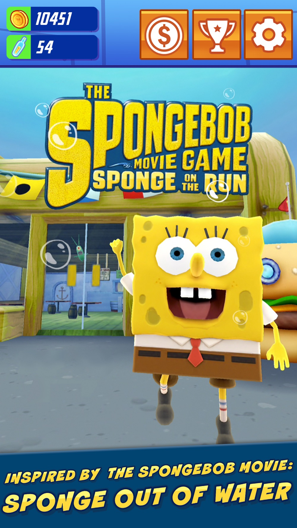 SpongeBob: Sponge on the Run Cheat Codes
