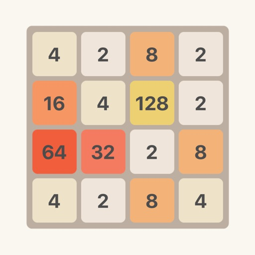 2048 Number Logic Games