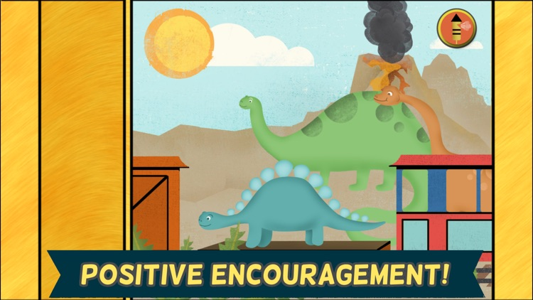Dinosaur Games for Kids: Puzzles screenshot-4