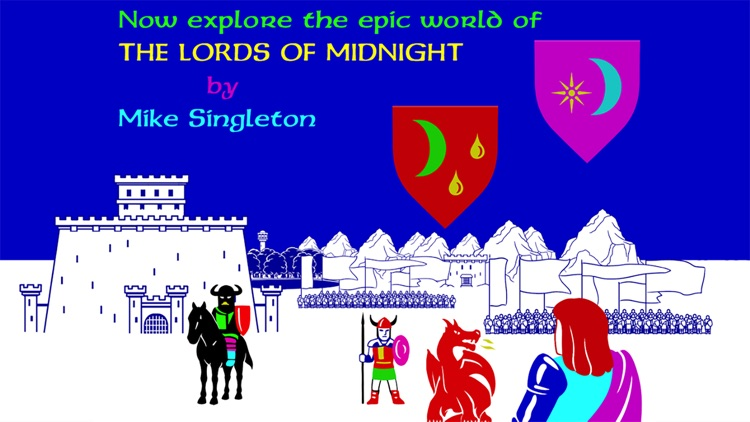 The Lords of Midnight screenshot-3