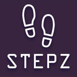 Stepz: Pedometer Activity Tracker
