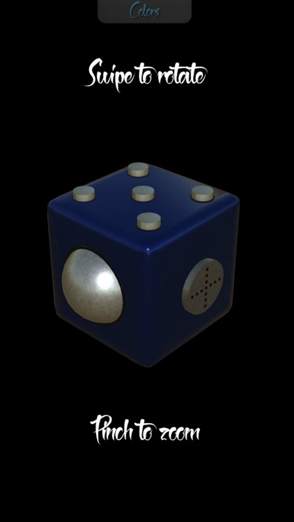 Real Fidget Cube screenshot-3