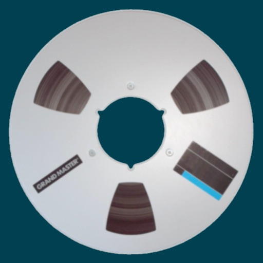 Master Record - Tape simulation recorder & effects icon