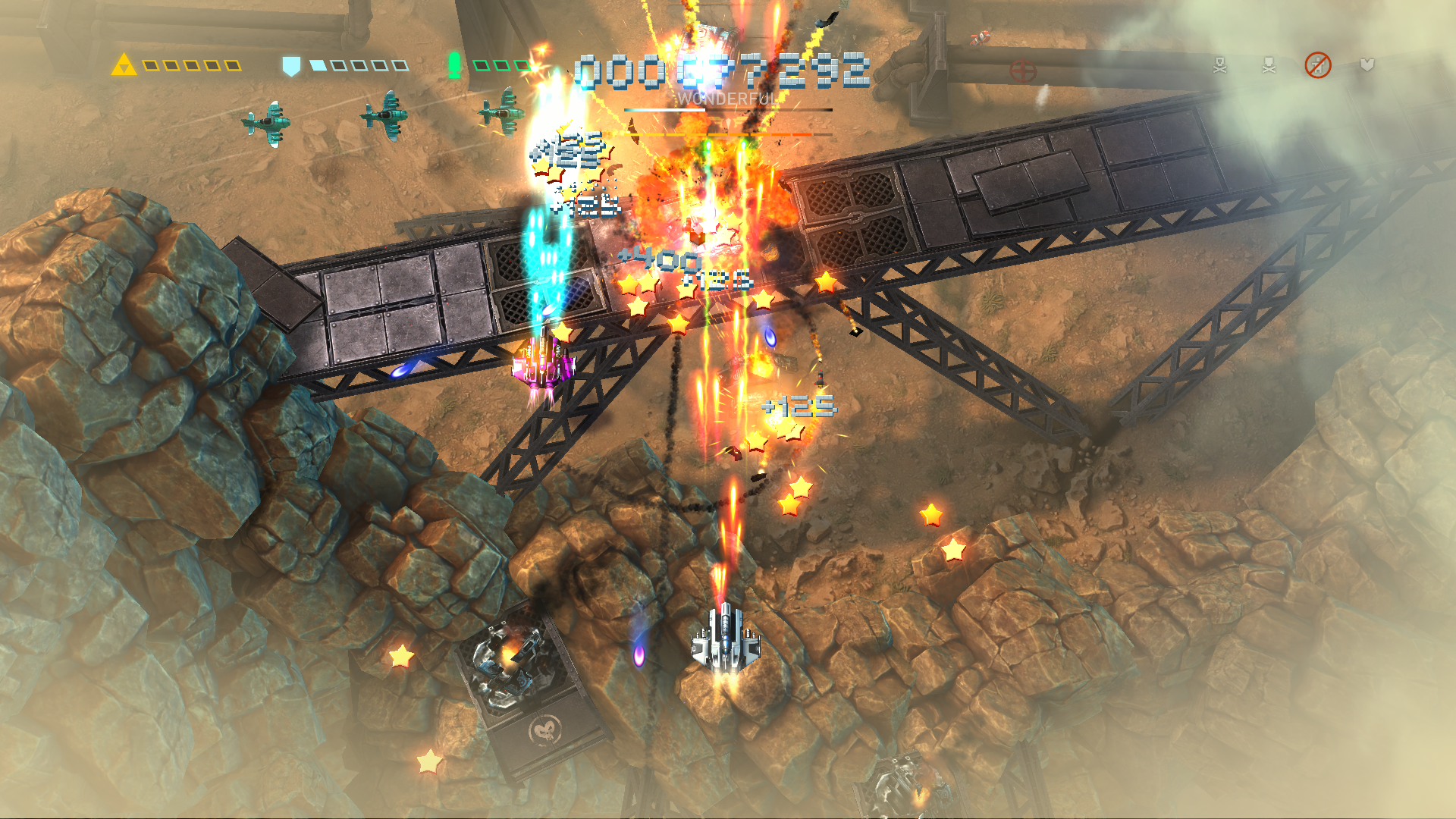 Sky Force Reloaded screenshot 11