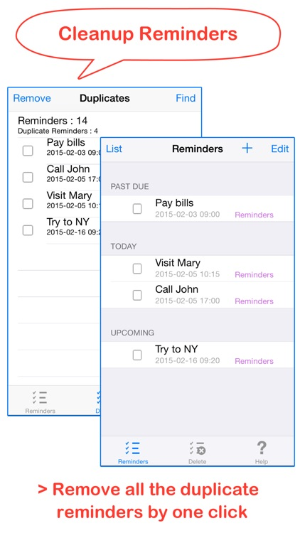"""Task To Do List Manager – """"for Reminders"""""""