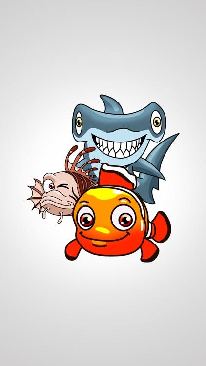 Seamoji - Fish Emojis