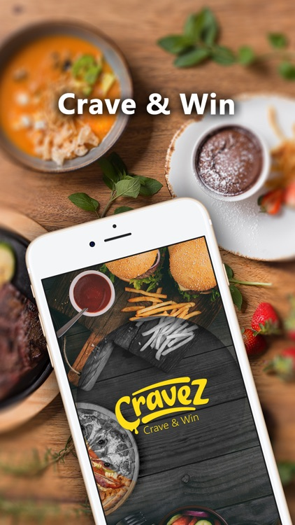 Cravez - Food Delivery