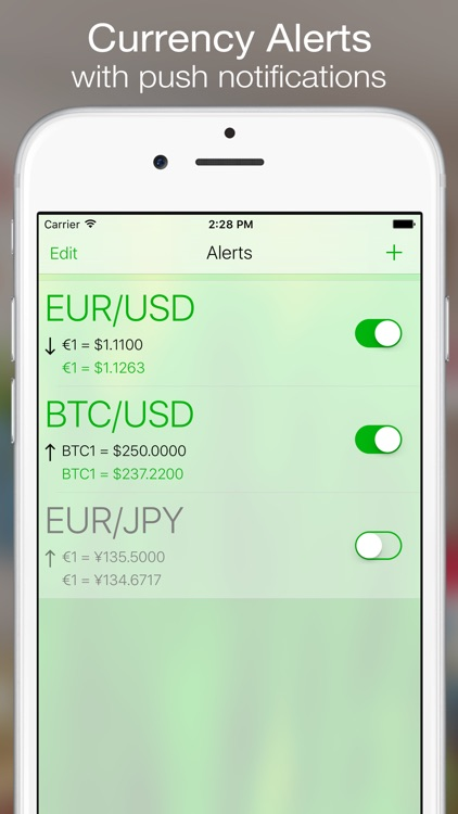 Currency+ (Converter, Charts, Trends, Alerts) screenshot-4