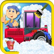 Activities of Kids Tractor WorkShop - kids game