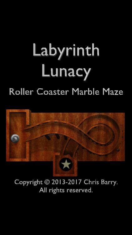 Labyrinth Lunacy