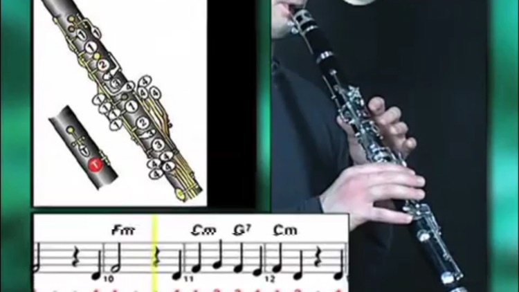 Learn To Play The Clarinet screenshot-4
