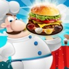 烹饪游戏汉堡 - 厨房厨师和食品制造商