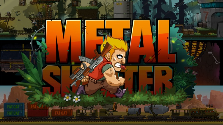 Metal Shooter: Super Commando screenshot-4