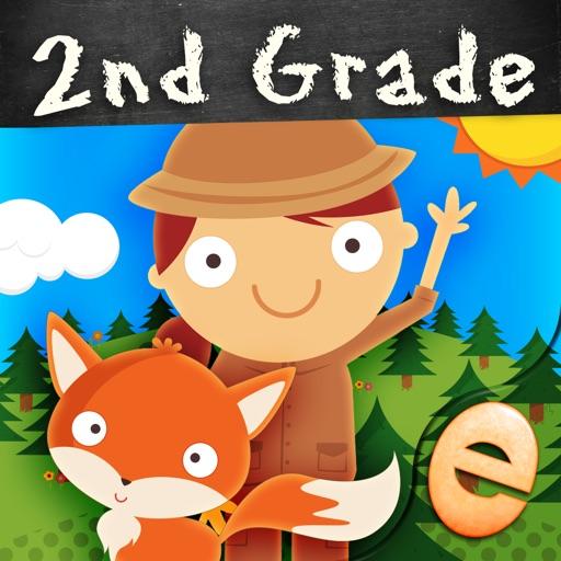 Animal Math Second Grade Math Games for Kids Maths