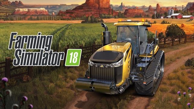 Farming Simulator 18 Im App Store