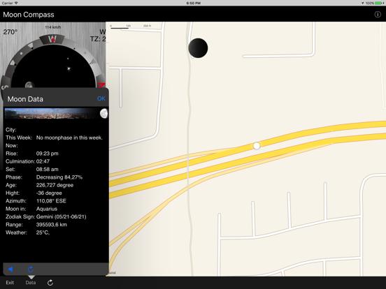 Moon Compass screenshot 6