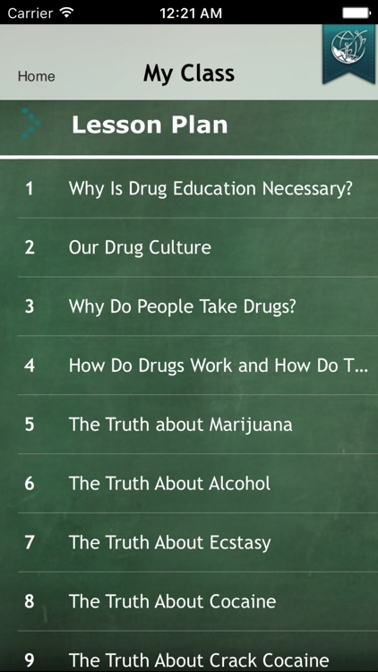 Truth About Drugs Online Education