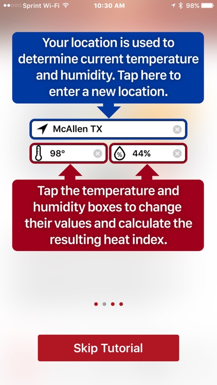 OSHA-NIOSH Heat Safety Tool screenshot-3