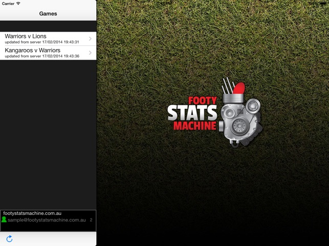 Footy Stats Machine on the App Store