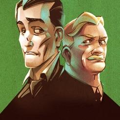 Sherlock Holmes: Art Of Detection (Ink Spotters)