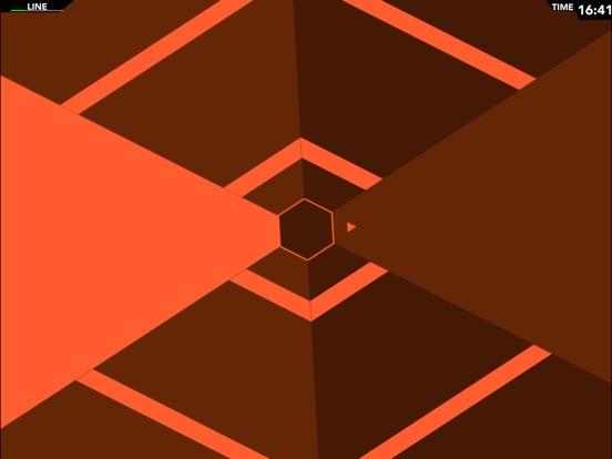 Screenshot #5 pour Infinite Hexagon - Super Helix