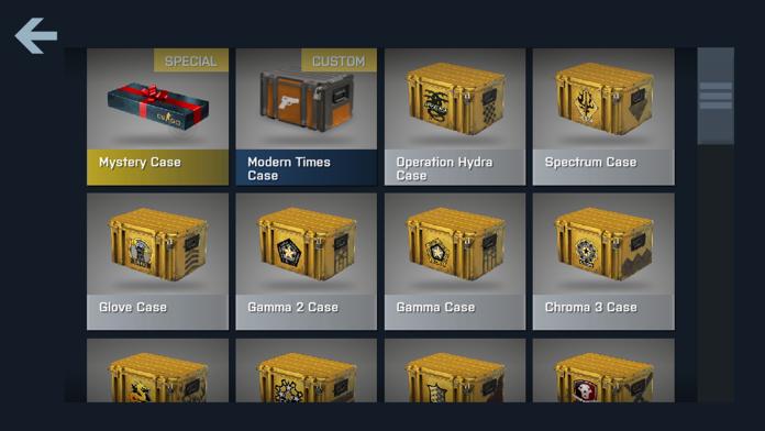 Case Opener Screenshot