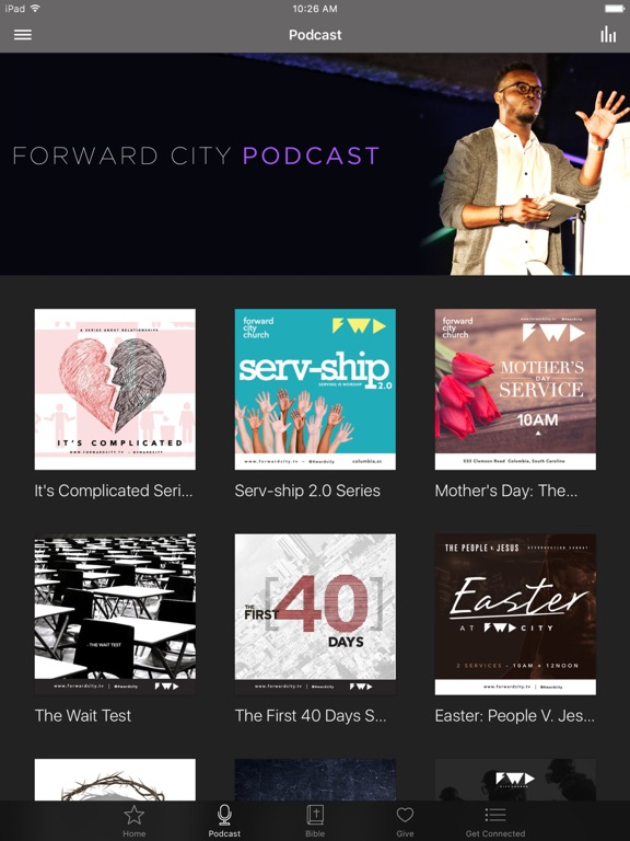 Forward City Church screenshot 5