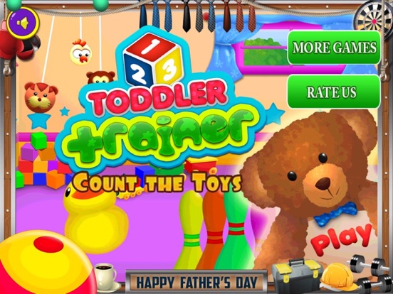 Toddler Trainer - Count the Toys Pro screenshot 7