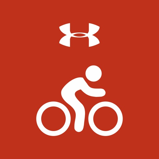 Map My Ride - GPS Cycling & Route Tracker app logo
