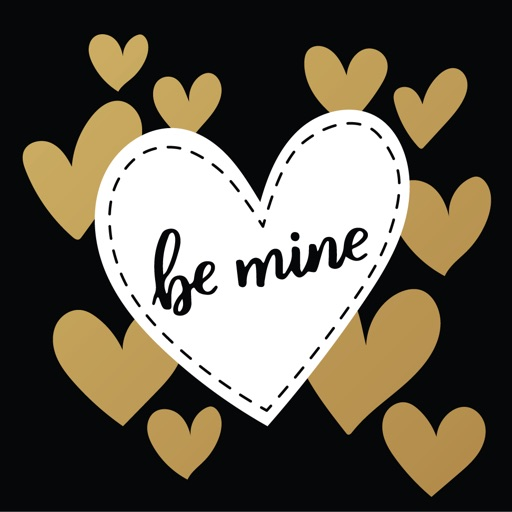 Love Notes Valentines Day Sticker Pack