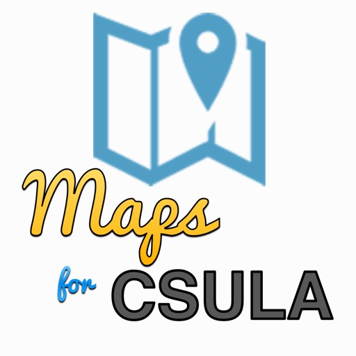 Maps for CSULA by Bin Chan